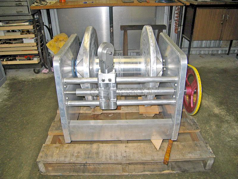 H410 Aluminium Long Line Hauler
