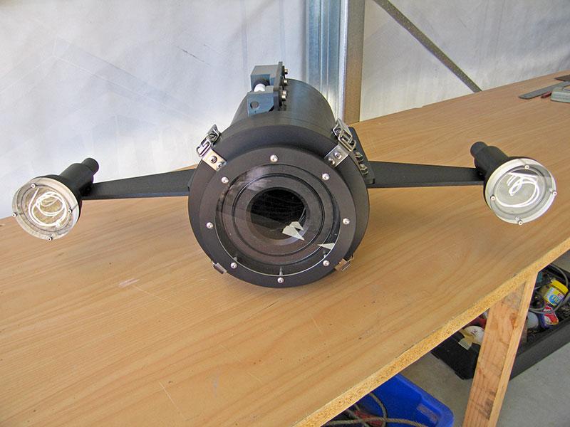 Deep Water Camera