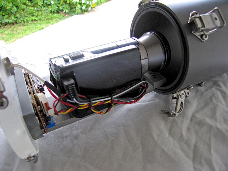 Fish Pot Camera